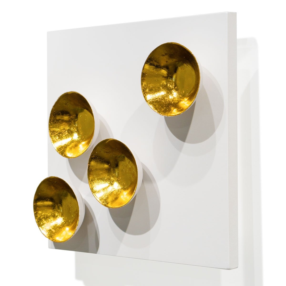 Wall Play™: Full Moon, Gold Leaf