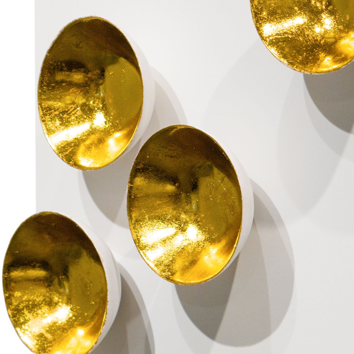 Wall Play™ Substrate, 'Gold Full Moon'
