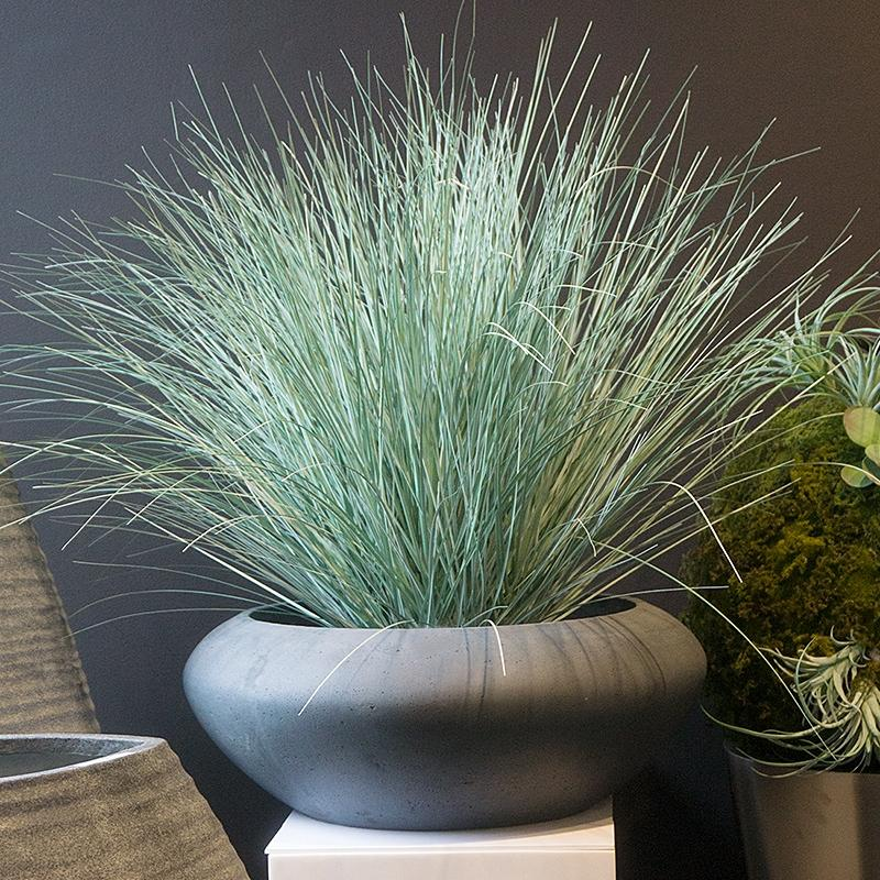 Distressed Smooth: Sahara Bowl Planter