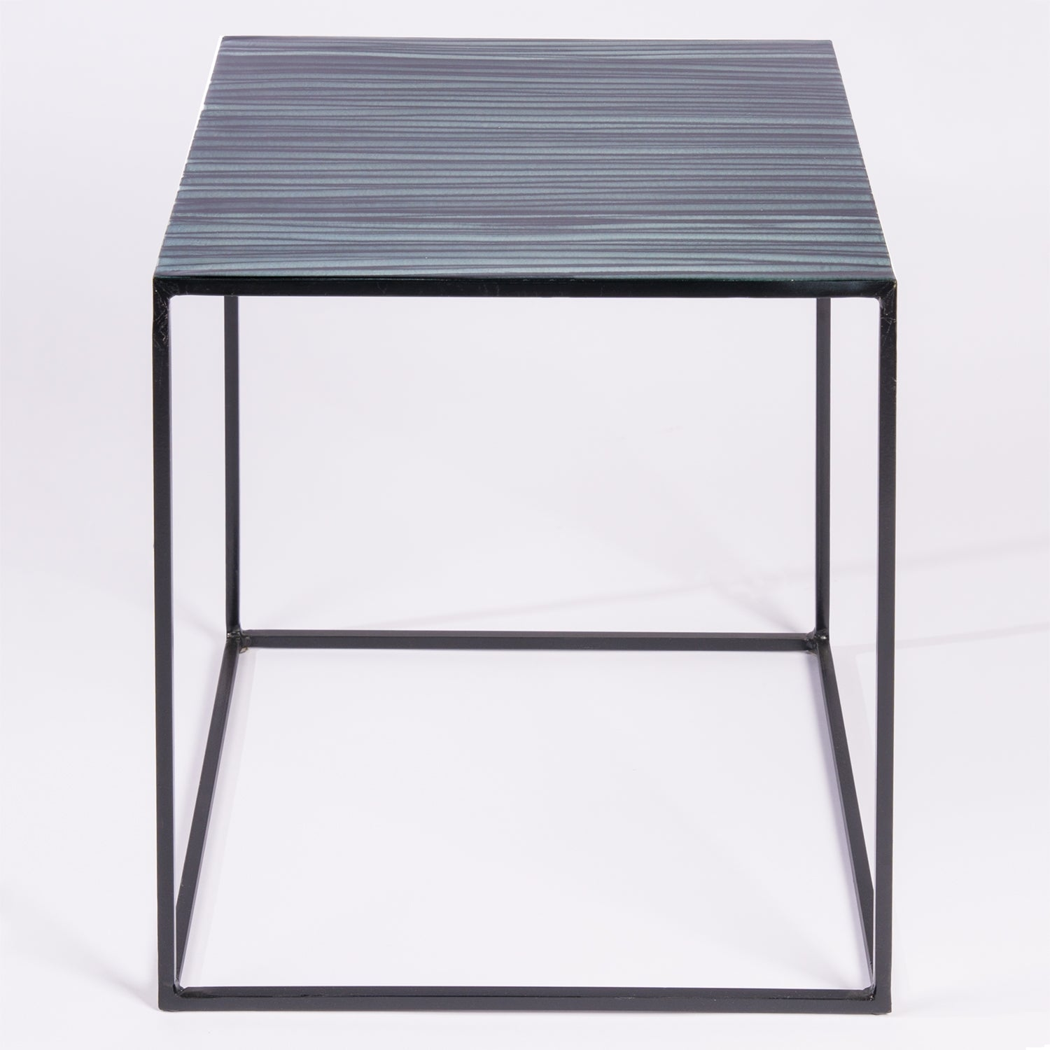 "Clavo Side 15.75""L Table"