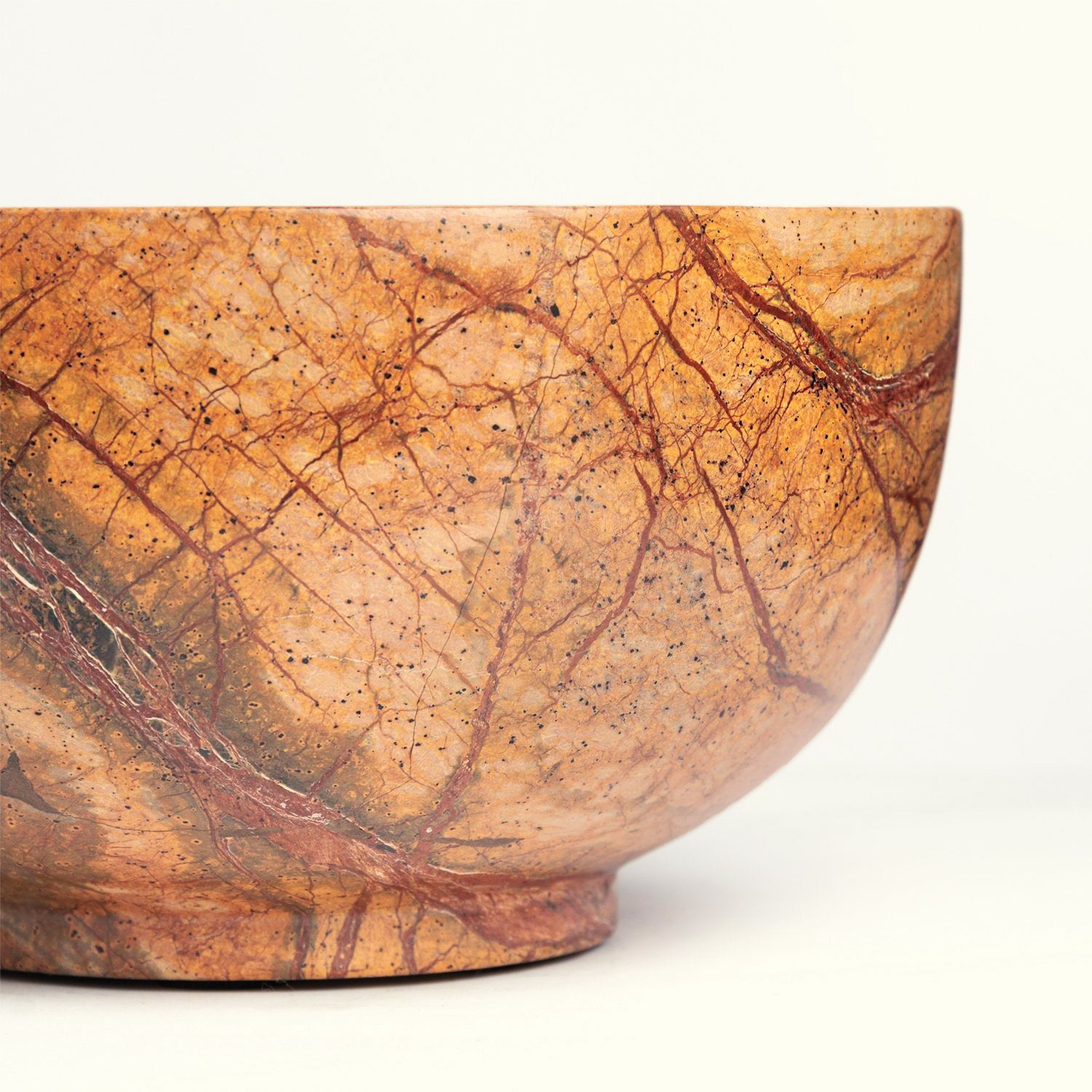 Stone Forest Brown Bowl