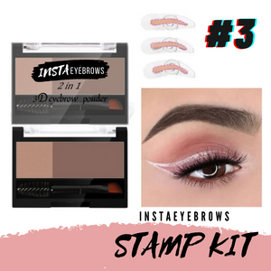 InstaEyebrows™ Stamp Kit