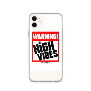 Nuvibe9 iPhone Case