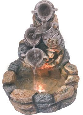 Rocalla Cantaros Fountain - **IN STOCK SOON!**