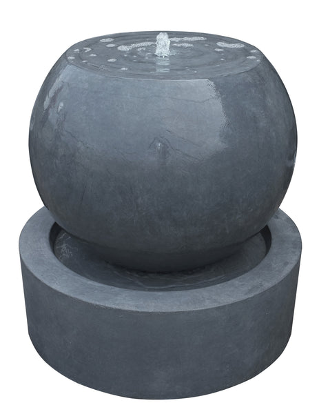 Esfera Antracita Large Fountain (On Order 50% Payable on Order 50% on Delivery - Total Price Eur 590)