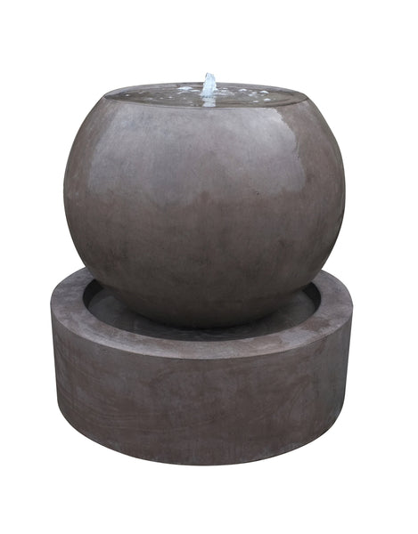 Esfera Marron Small Fountain (On Order 50% Payable on Order 50% on Delivery - Total Price Eur 298)