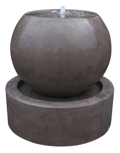 Esfera Marron Large Fountain (On Order 50% Payable on Order 50% on Delivery - Total Price Eur 590)