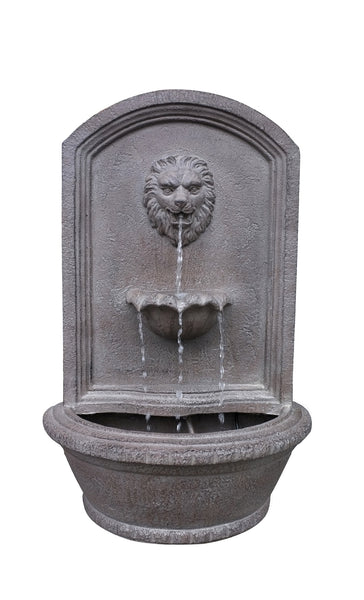 Pared Leon Marron Fountain - **IN STOCK!**