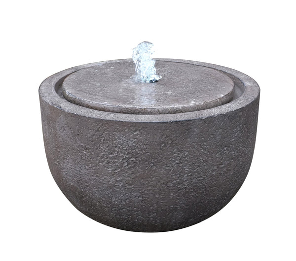 Redonda Marron Small Fountain (On Order 50% Payable on Order 50% on Delivery - Total Price Eur 238)