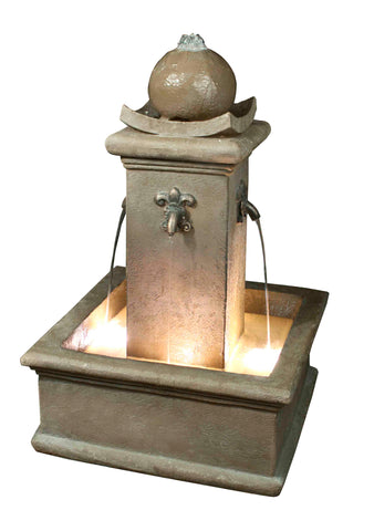 Colombia Fountain (On Order 50% Payable on Order 50% on Delivery - Total Price Eur 154)