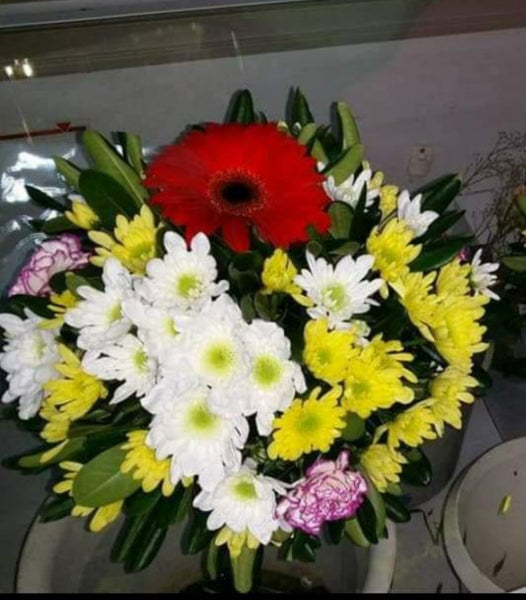 Cemetery Arrangement Eur12