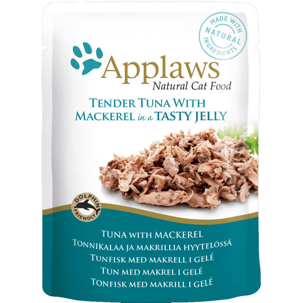 Applaws Cat Food - Tuna with Mackarel 70g