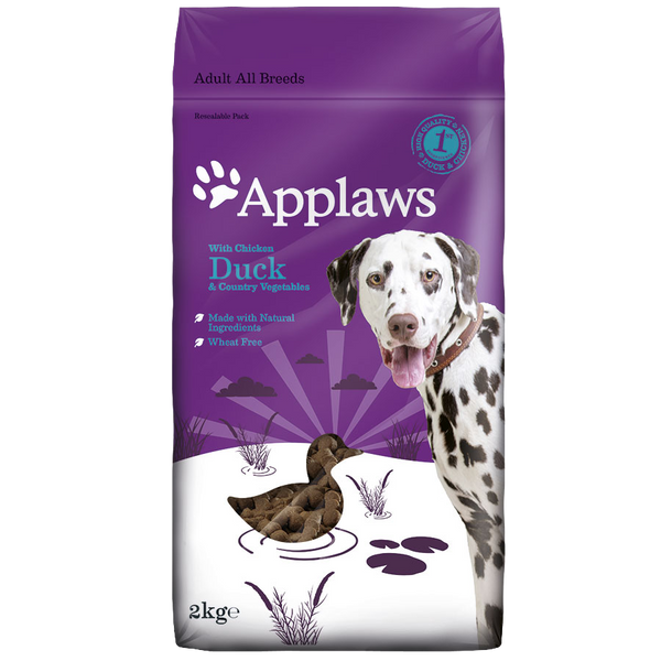Applaws Dog Food - Chicken,Duck and Vegetables 2kg