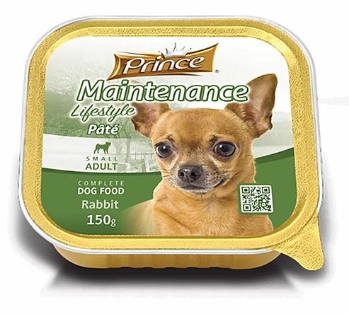 Prince Small Adult Pate Rabbit 150g