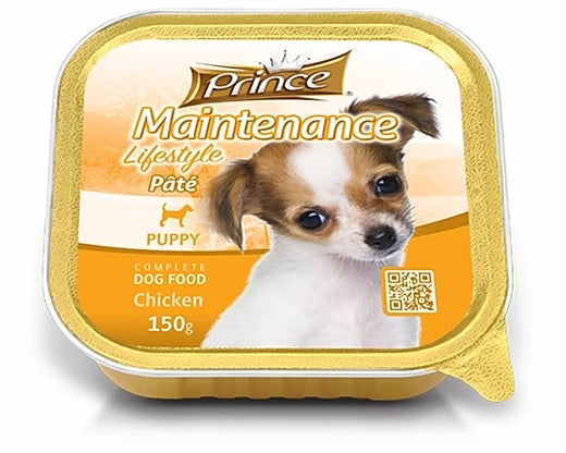 Prince Puppy Chicken 150g