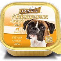 Prince Adult Dog Pate Chicken 300g
