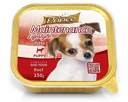 Prince Puppy Beef 150g