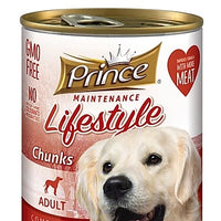 7 cans Adult Dog, Beef 415g