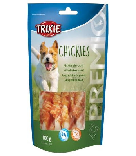 Chickies - with chicken breast 100g