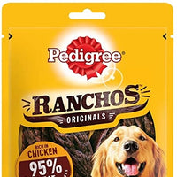 Ranchos, Rich in Chicken 95% Meat 70g