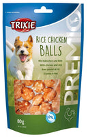 Rice Chicken Balls - with chicken and rice 80g