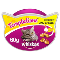 Temptations with Chicken and Cheese 60g