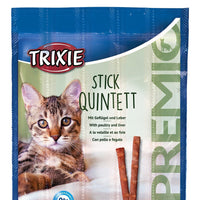 Stick Quintett - with poultry and liver 25g