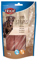 Lamb Stripes - with lamb 100g