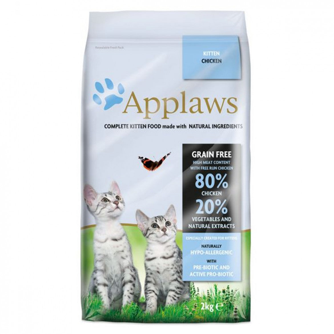 Applaws Cat Food - Kitten Chicken 2kg