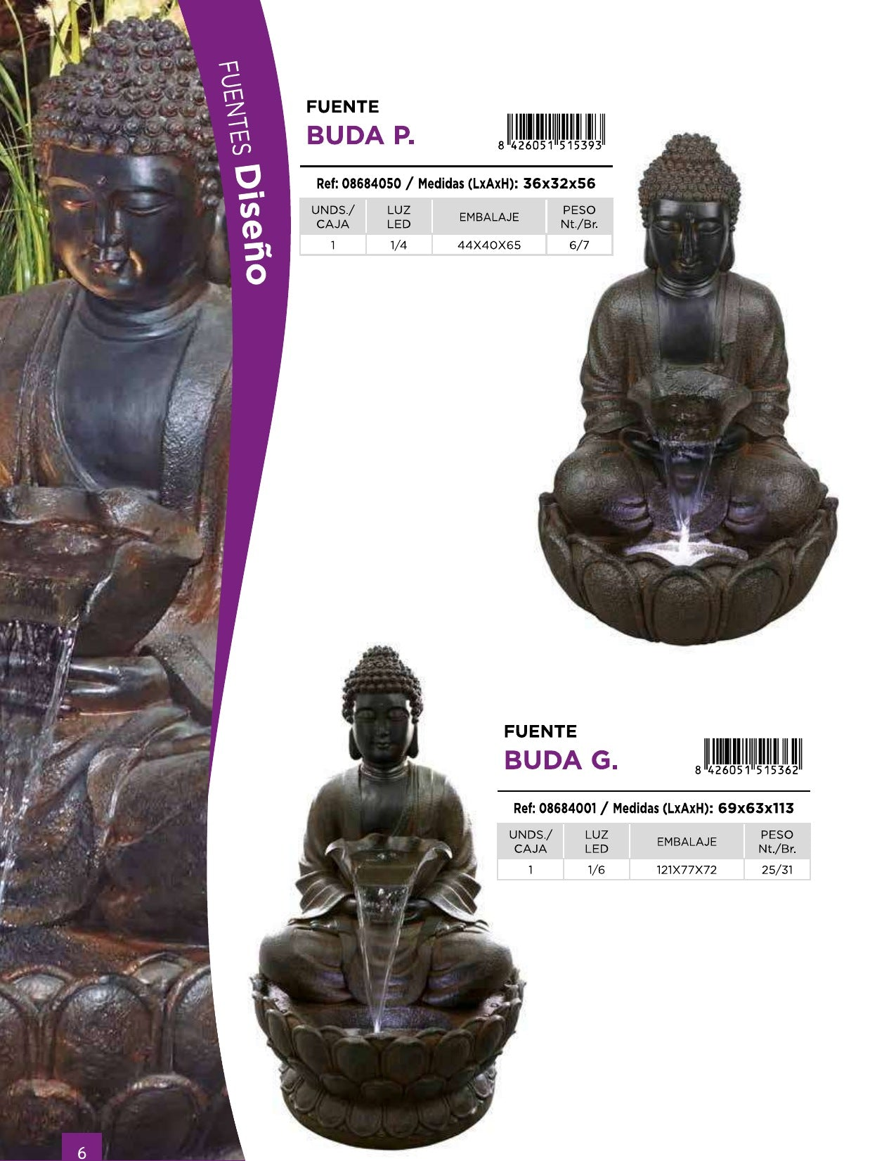 Buda G. Fountain (On Order 50% Payable on Order 50% on Delivery - Total Price Eur 730)