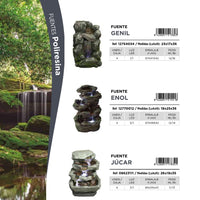 Enol Fountain (On Order 50% Payable on Order 50% on Delivery - Total Price Eur 66)