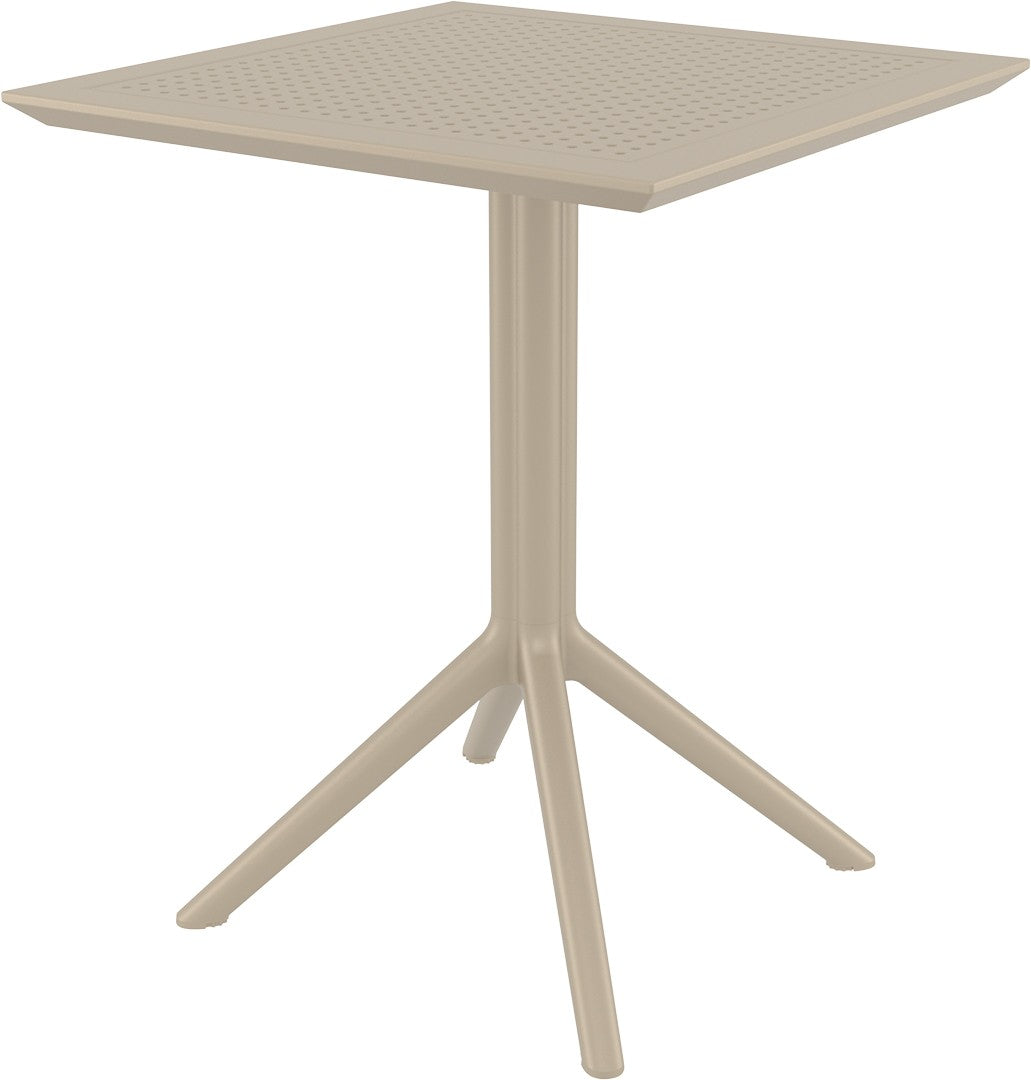 Sky folding table 60x60cm