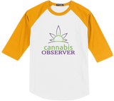 Cannabis Observer - Logo - Front - Jersey
