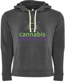 Cannabis Observer - Logo - Front - Hoodie