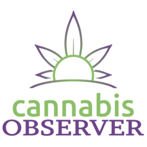 Cannabis Observer - Sticker - 2 Inch