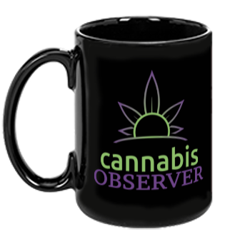 Cannabis Observer - Logo - Coffee Mug