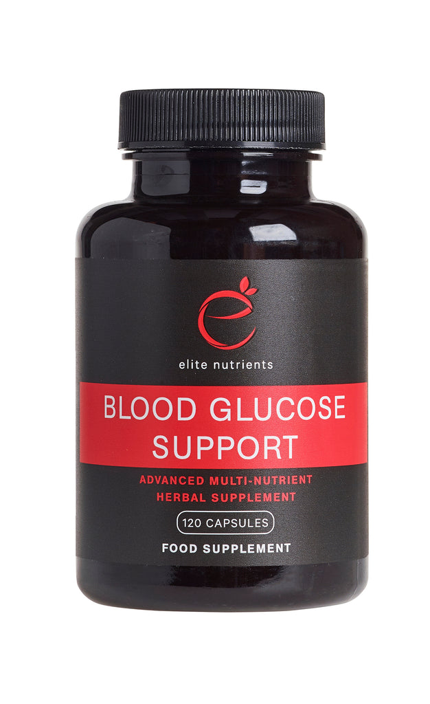 Blood Glucose Support - 120 Capsules