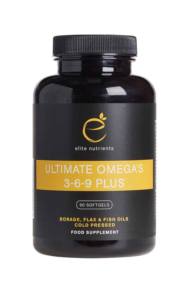 Ultimate Omegas 3-6-9 - 90 Soft Gel Capsules