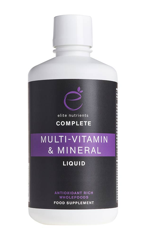 Multi Vitamin & Mineral Liquid - 30 Servings