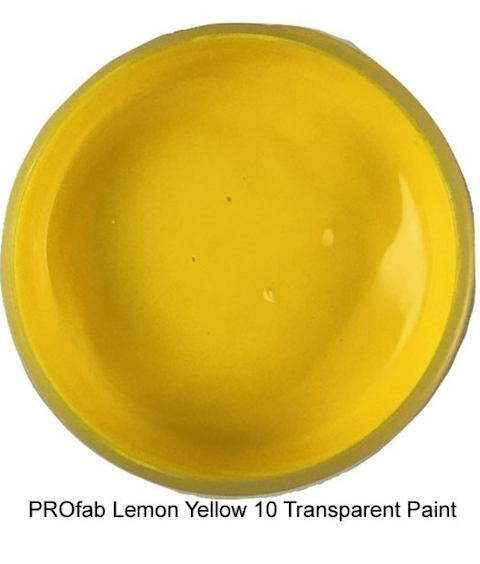 Transparent Fabric Paint by G&K Craft