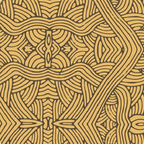Untitled Gold - Designed by Nambooka