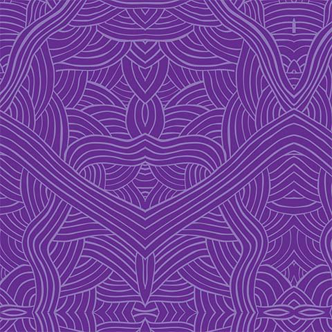 Untitled Purple - Designed by Nambooka