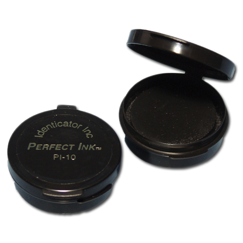 Ink Small Round Pad