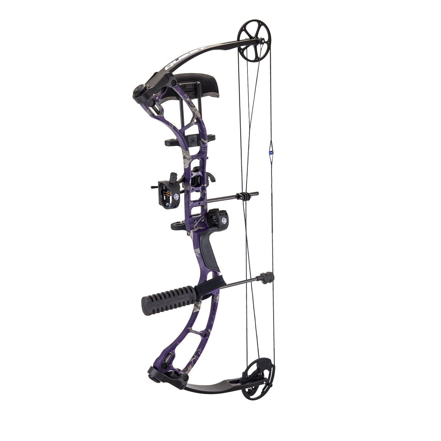 Quest Storm Bow Package Right Hand Realtree AP Purple