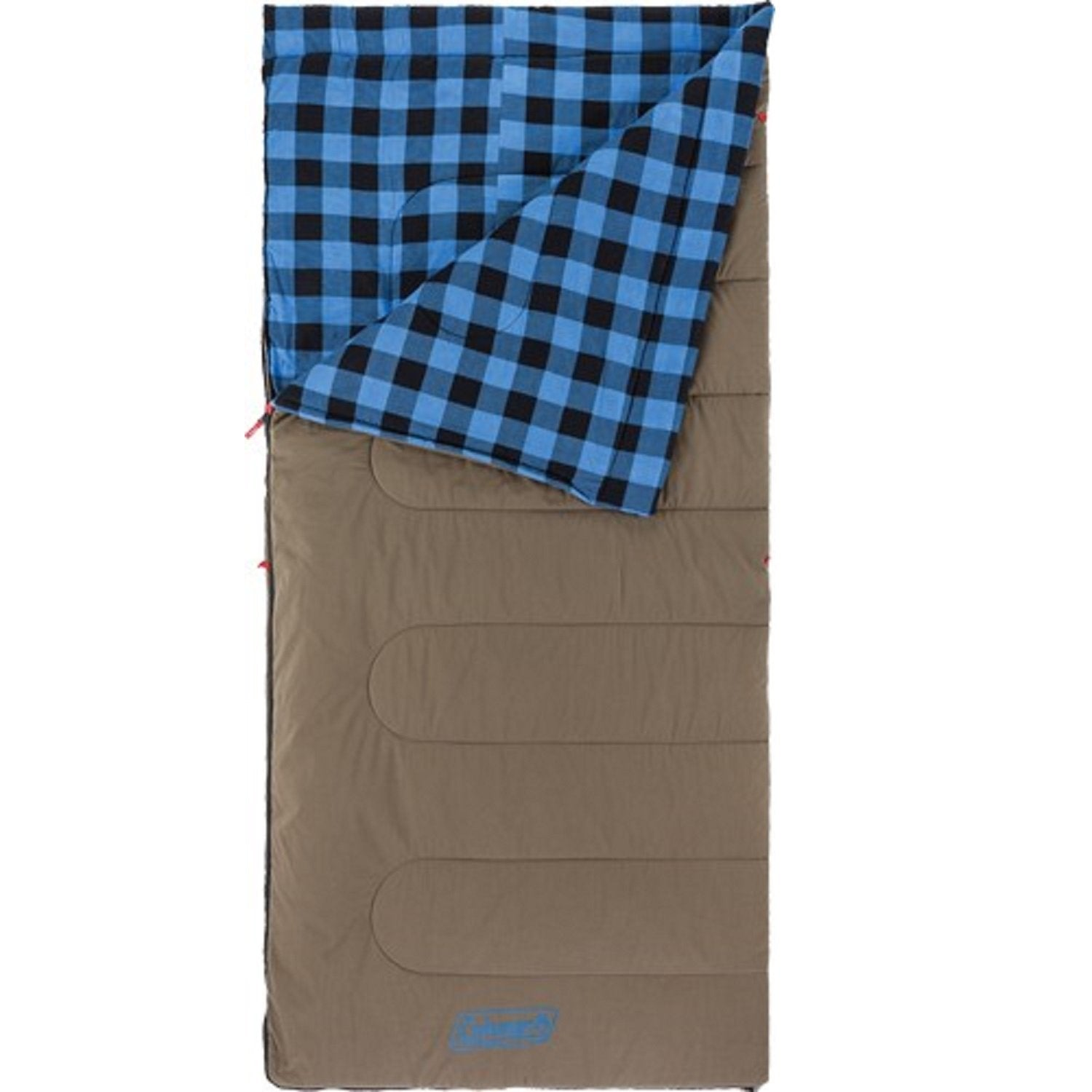 Coleman Autumn Trails 20 Degree Sleeping Bag - Blue