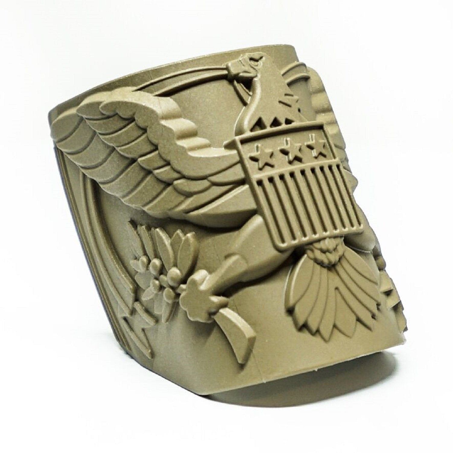 Mako Mojo Replaceable Decorative Emblem -  U.S. Crest FDE