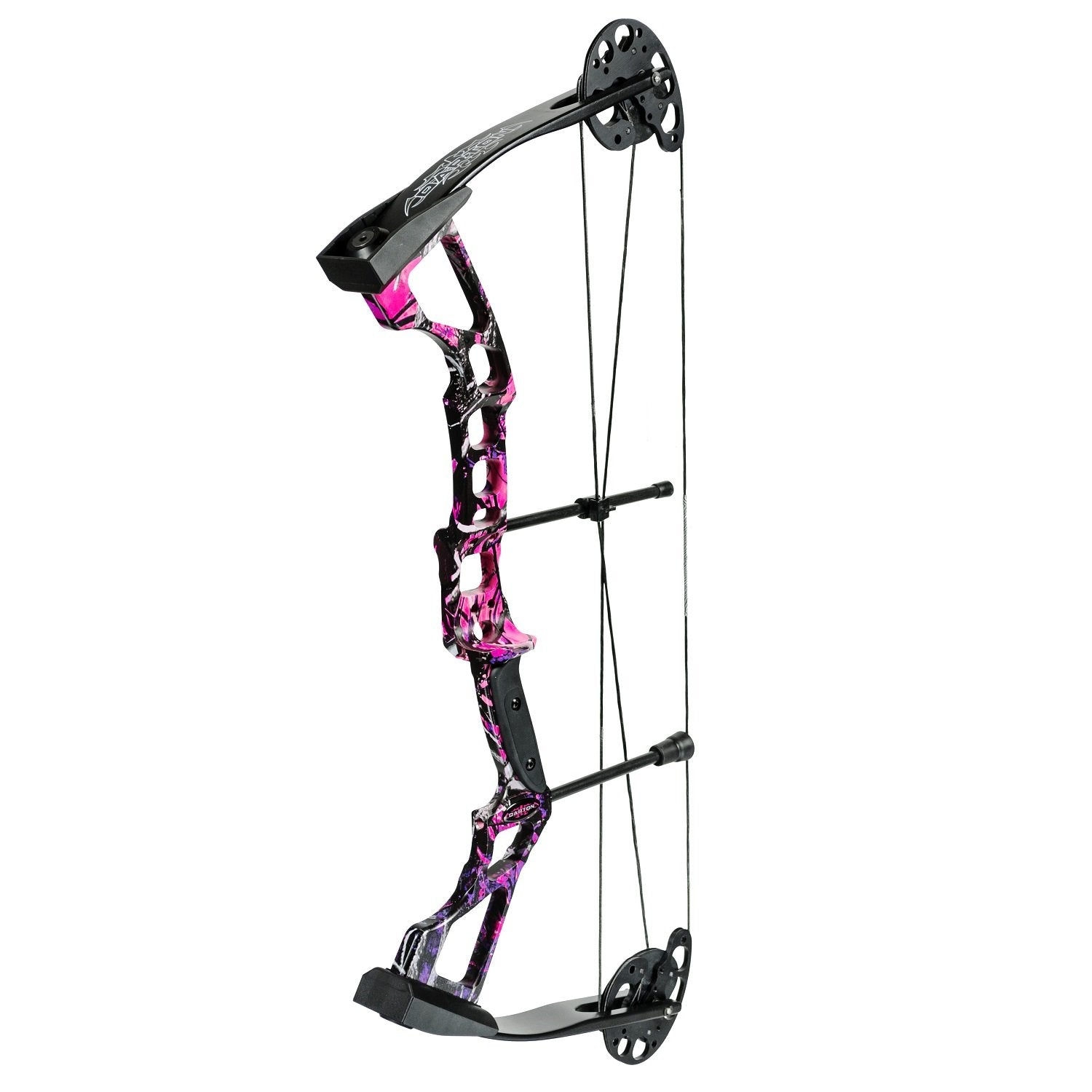 Darton Recruit Youth Compound Bow Pkg Muddy Girl 35-50lb RH