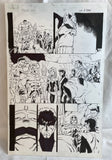 Ron Lim + Andy Smith - Thanos: The Infinity Reality Pg. 19 Original Comic Book Art Page