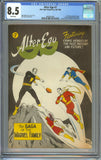 Alter Ego #7 CGC 8.5 with White Pages -  2nd Black Adam Ever