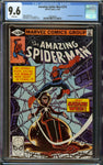 Amazing Spider-Man #210 CGC 9.8 with White Pages - 1st Appearance of Madame Web